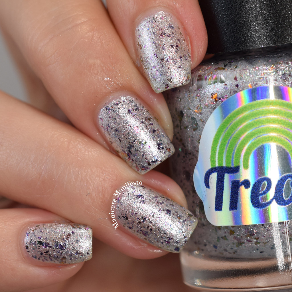 Treo Lacquer Chalcopyrite review