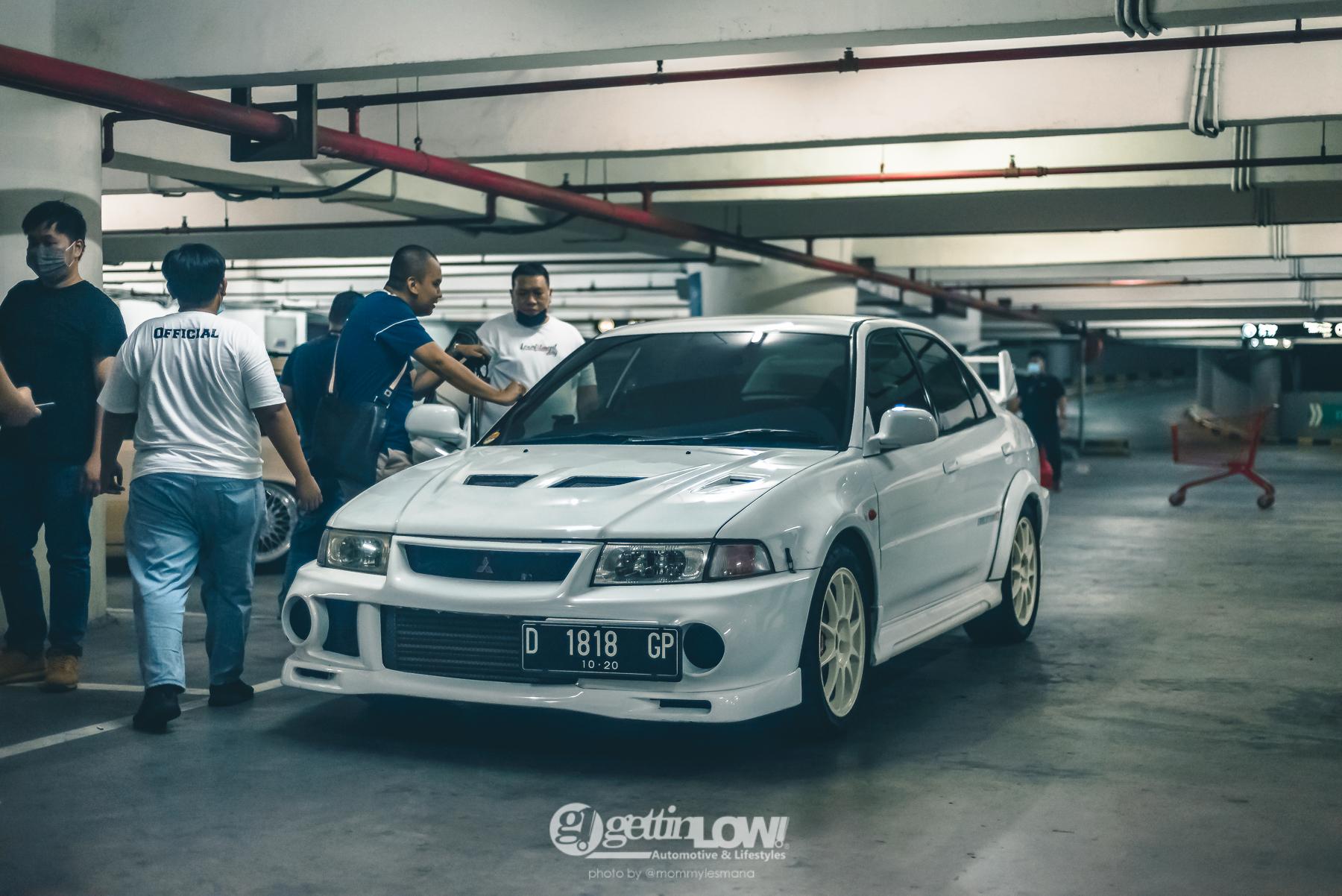Lancer Evolution VI RS 2000