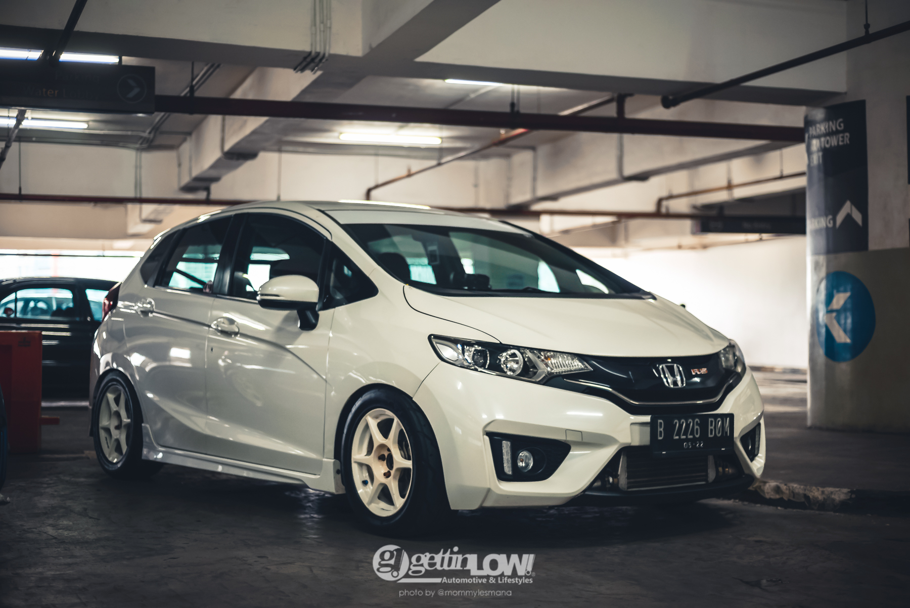 2017 Honda Jazz RS GK5