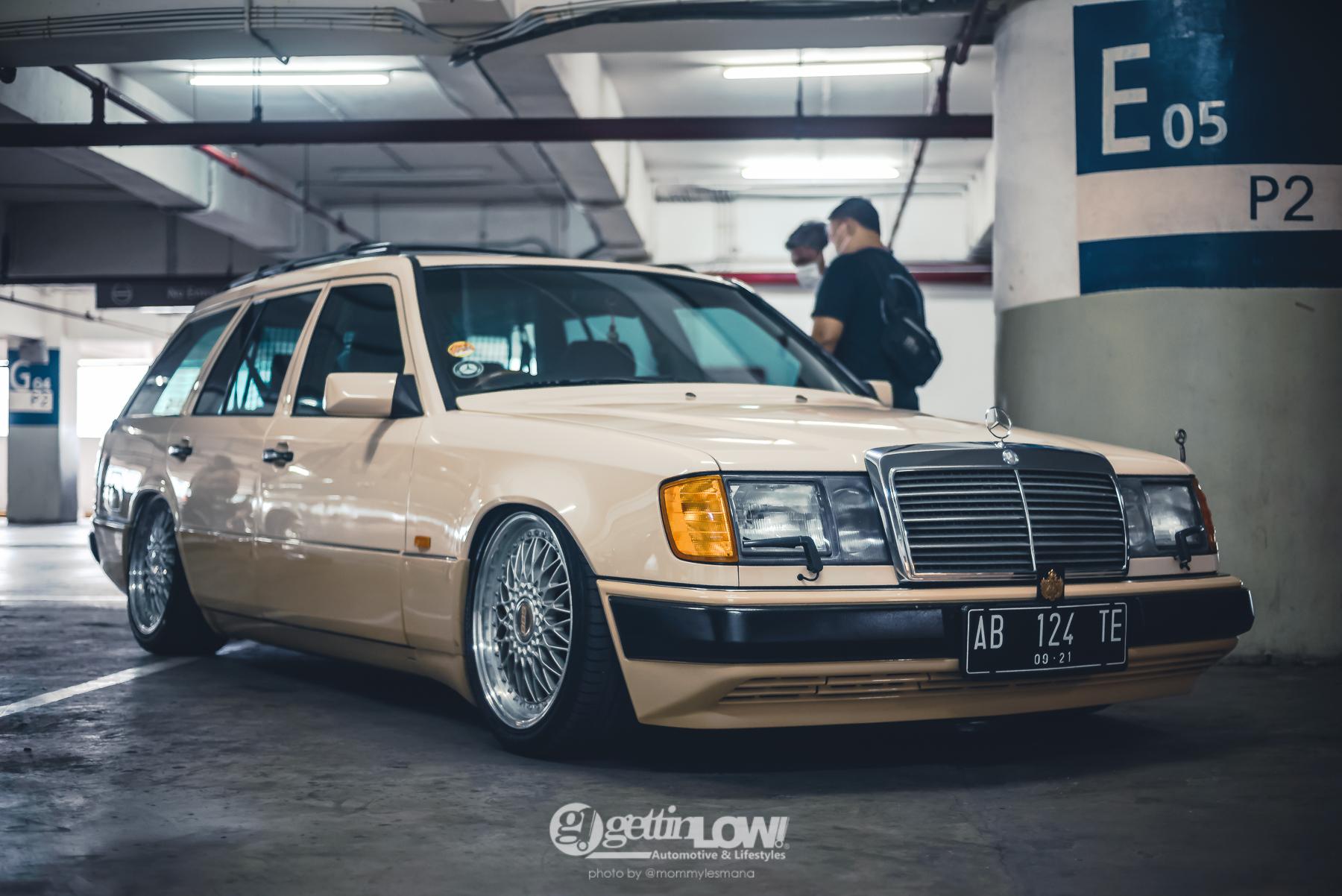 1993 Mercedes-Benz W124 TE