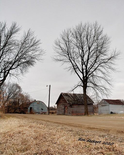 Gravel Road farmstead, Wright County, MN.