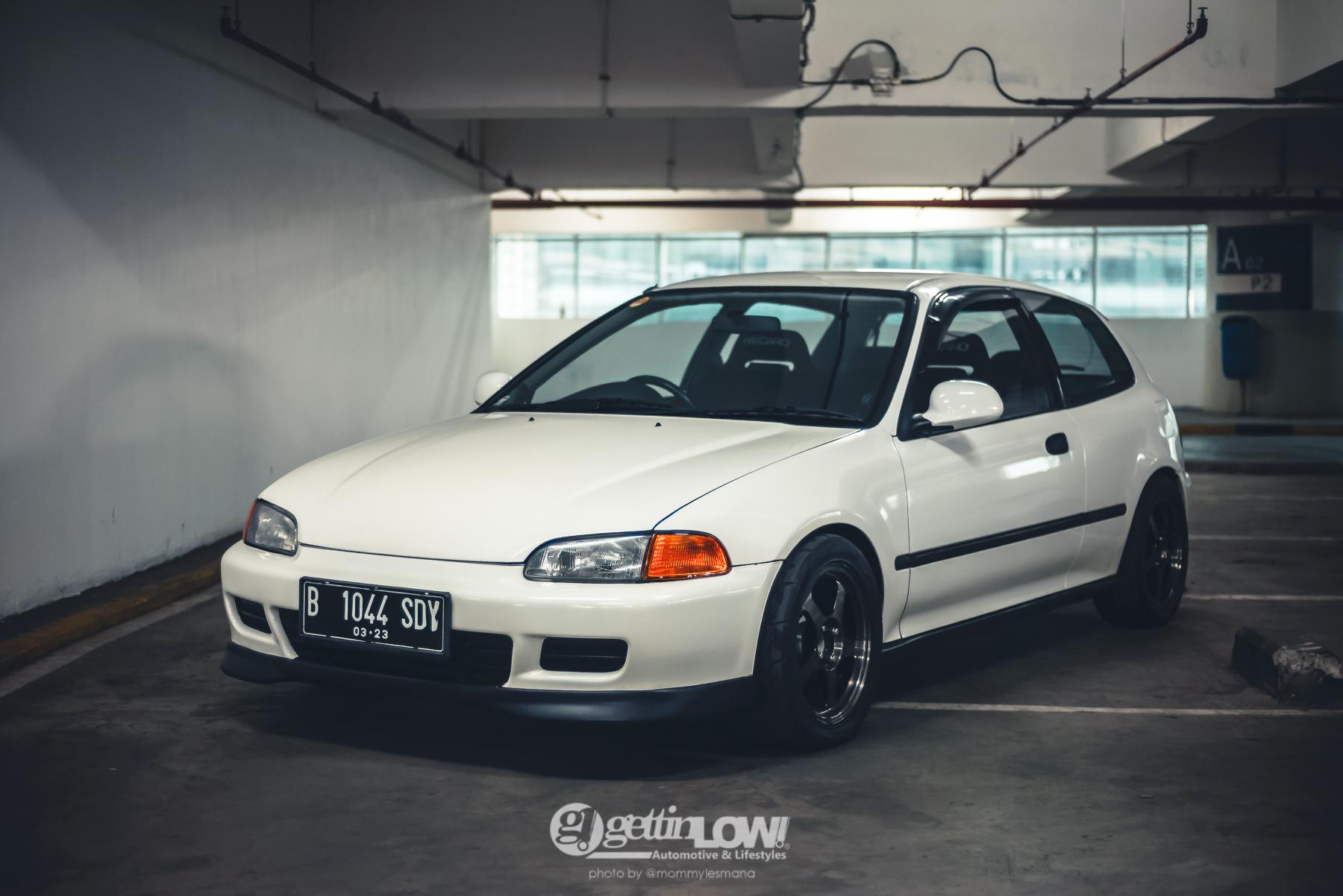 1995 Honda Civic Estilo