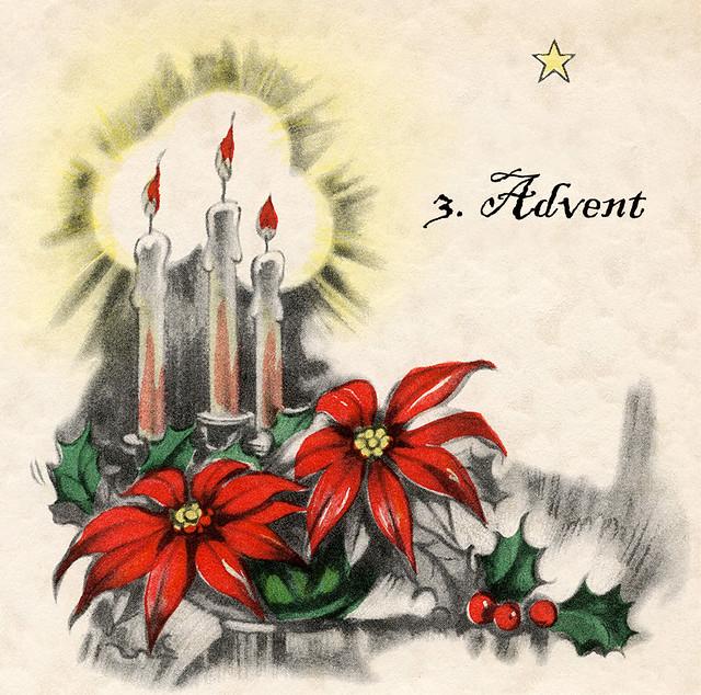 Dezember 2020 ... Dritter Advent
