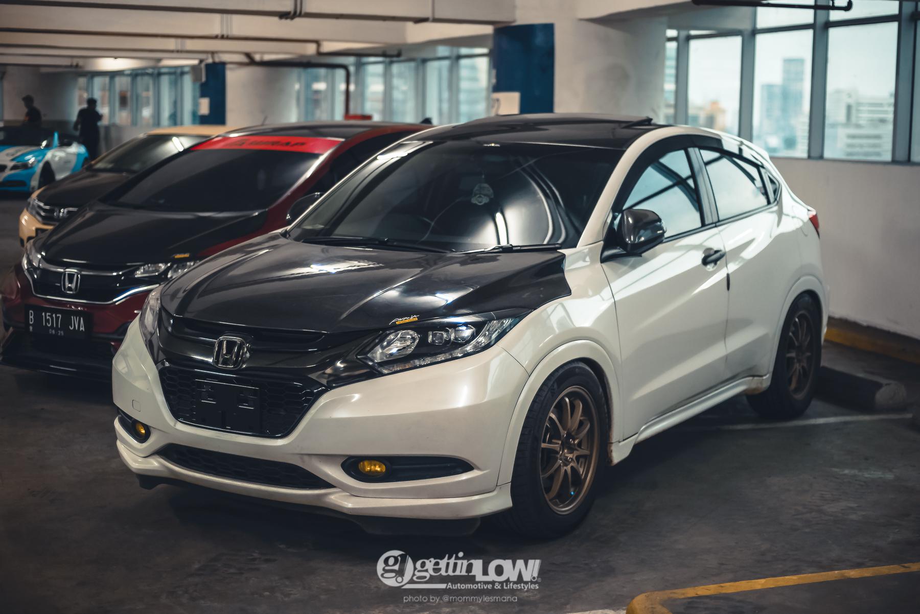 2018 Honda HRV Prestige
