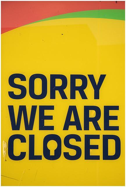 Closed, Renfrew