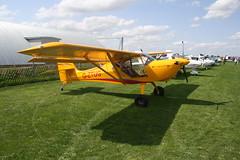 G-ZTUG Aeropro Eurofox [LAA 376-15215] Sywell 310818