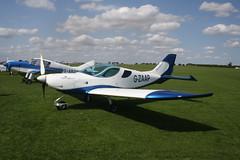 G-ZAAP Czech Aircraft Works SportCruiser [PFA 338-14663] Sywell 310818