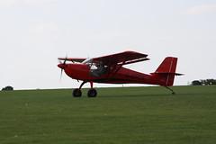 G-XFOX Aeropro Eurofox [LAA 376-15200] Sywell 010918