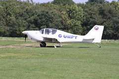 G-UMPY Europa [PFA 247-12800] Sywell 020918