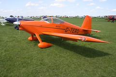 G-TERO Vans RV-7 [LAA 323-15124] Sywell 310818