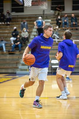 Scottsburg Warrior Basketball - Varsity - 2020-12-12