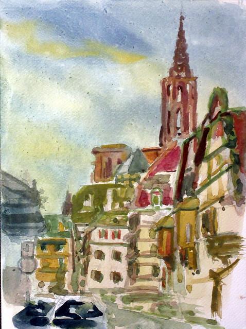 rue des Pontonniers Strasbourg 13-12-2020