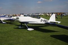 G-PBEC Vans RV-7 [PFA 323-14382] Sywell 010918