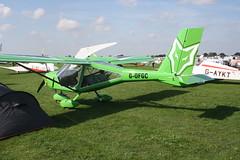 G-OFGC Aeroprakt A.22L [LAA 317A-14992] Sywell 010918