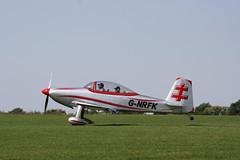 G-NRFK Vans RV-8 [PFA 303-14135] Sywell 020918