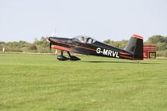 G-MRVL Vans RV-7 [PFA 323-14349] Sywell 010918