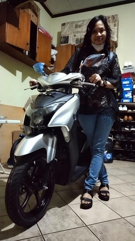 WANA (29), Owner Yamaha Gear 125