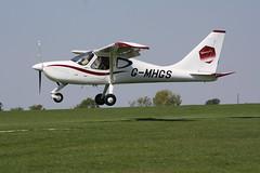 G-MHGS Stoddard-Hamilton GlaStar [PFA 295-13473] Sywell 020918