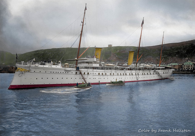 German Imperial Yacht Hohenzollern (1908)