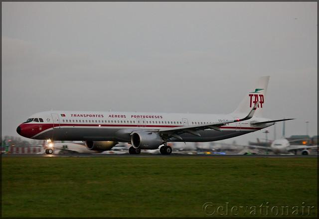 CS-TJR | Airbus A321-251(NX) | TAP Air Portugal (RETRO)