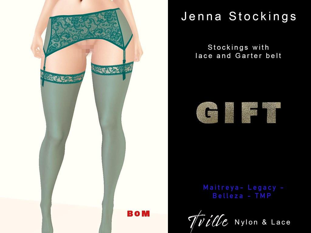 Jenna Stockings  - GIFT