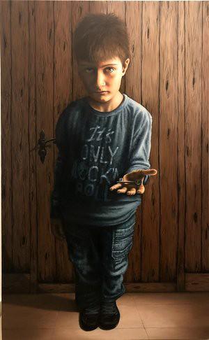 טלי עירוני ציירת יוצרת אמנית ריאליסטית פיגורטיבית עכשווית מודרנית יוצרות ישראליות עכשוויות מודרניות אמניות ציירות פיגורטיביות ריאליסטיות