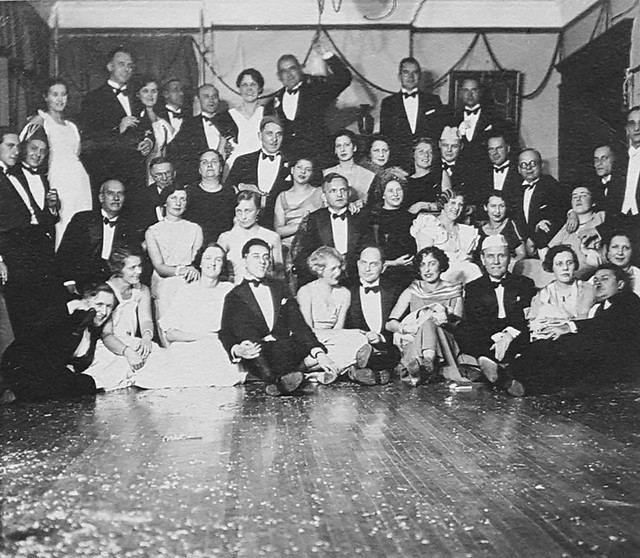 Christmas Party, Shanghai, ca. 1930