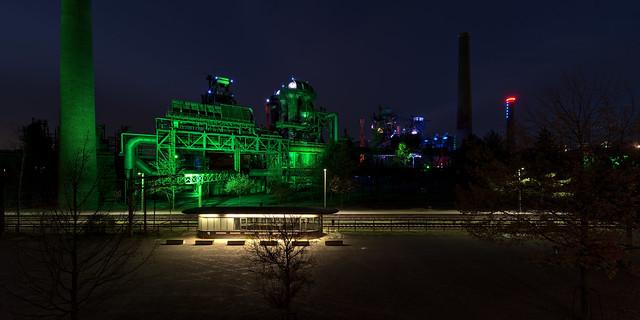 Lapadu at night / Lapadu bei Nacht (1)