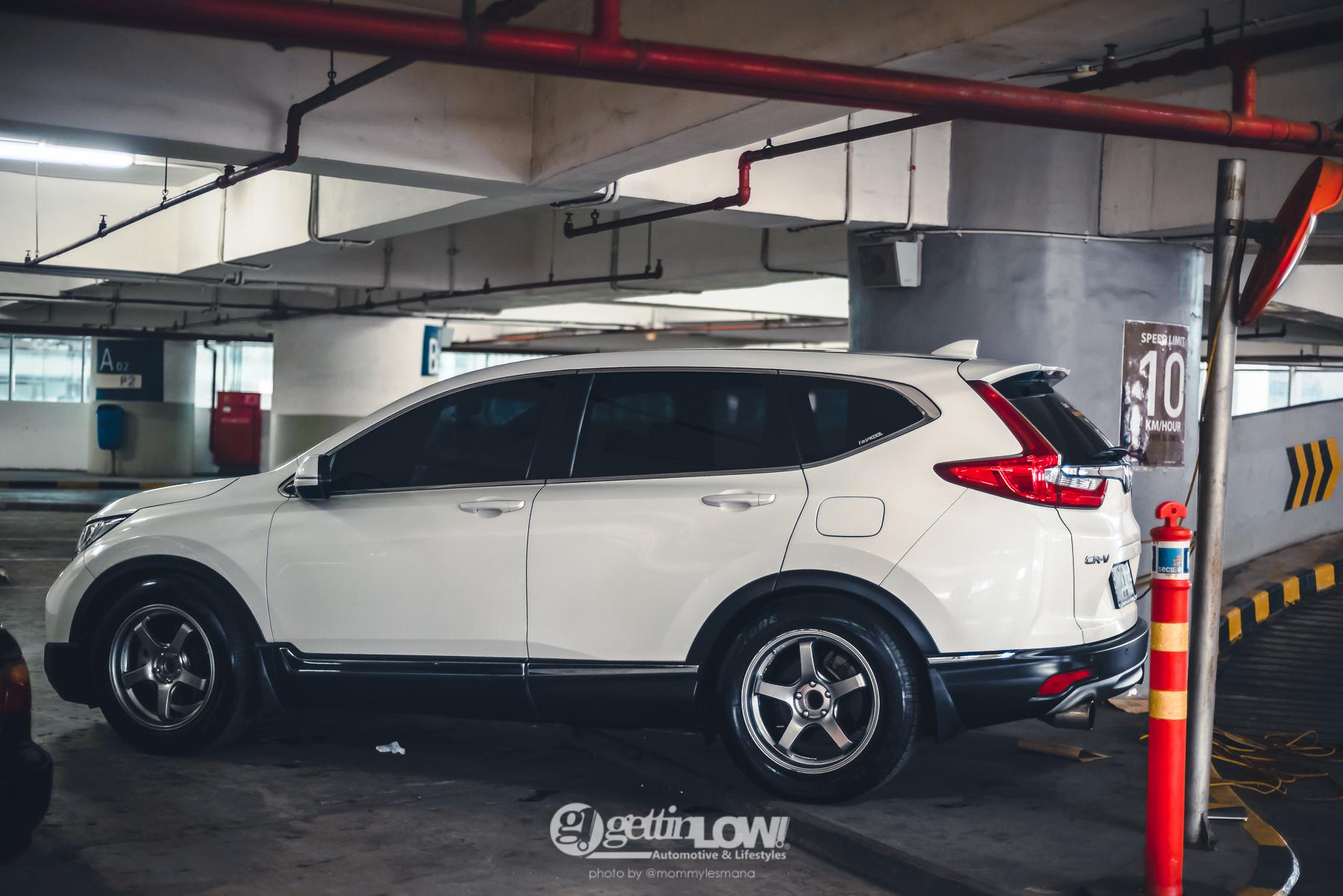 2018 Honda CRV Turbo