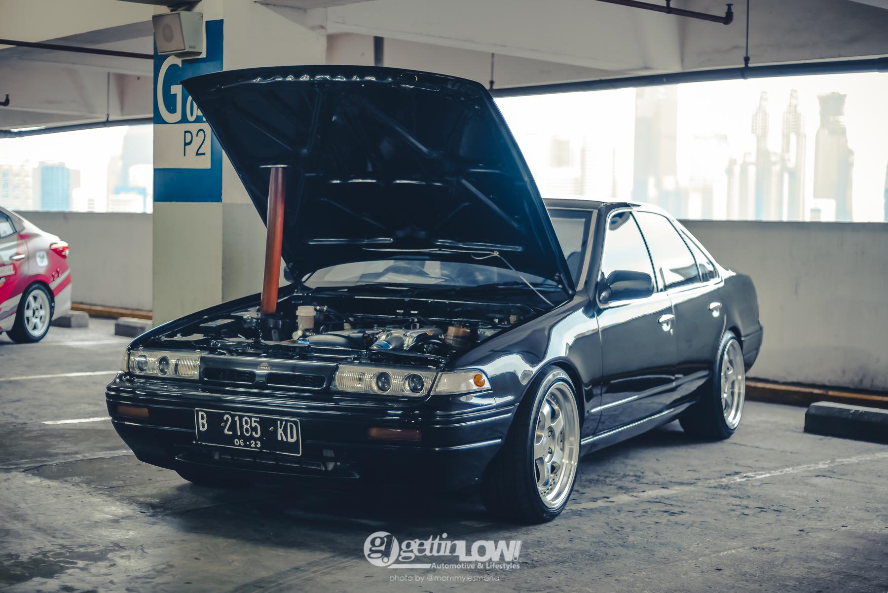 1990 Nissan Cefiro A31