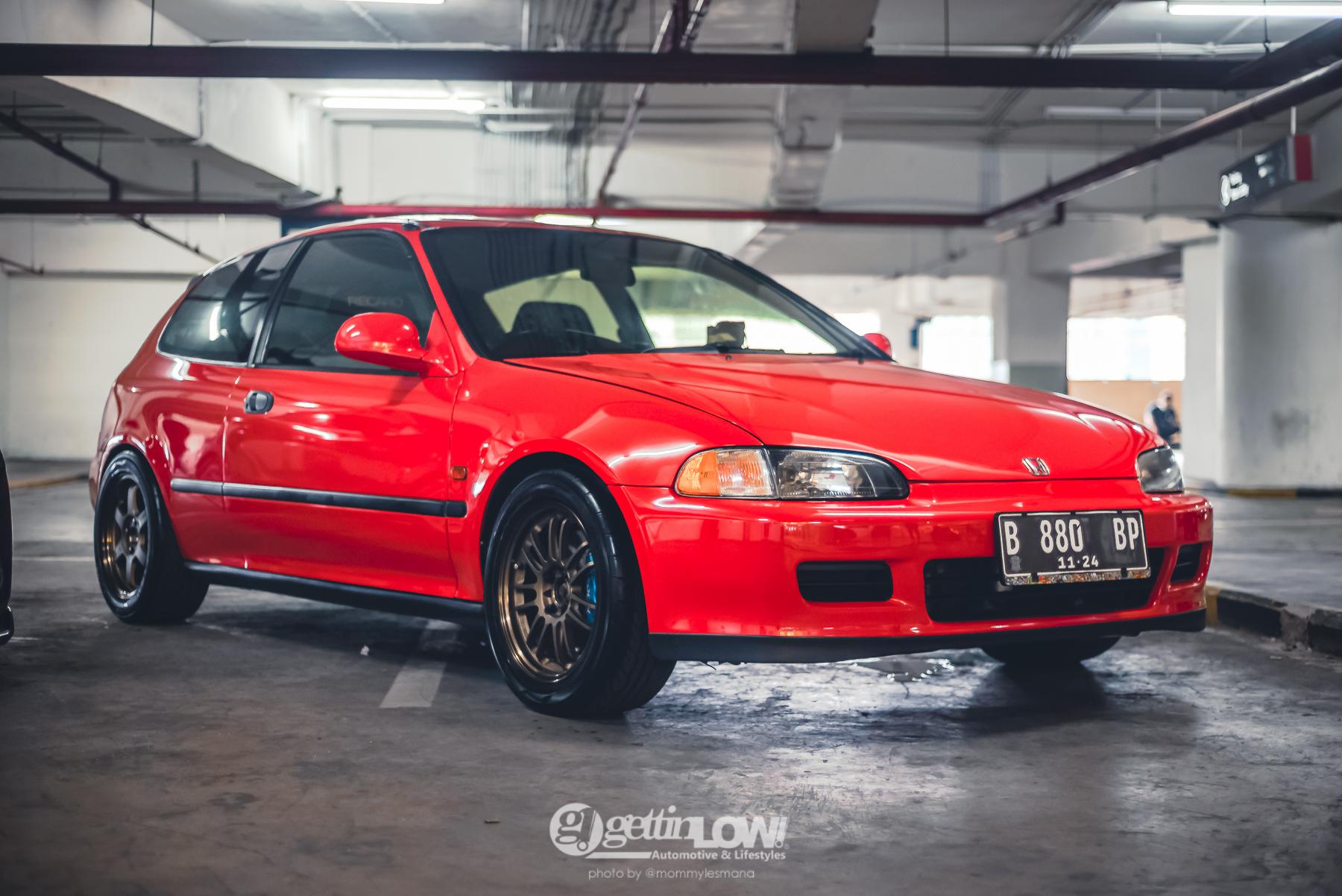 1992 Honda Civic Estilo B18C Type R
