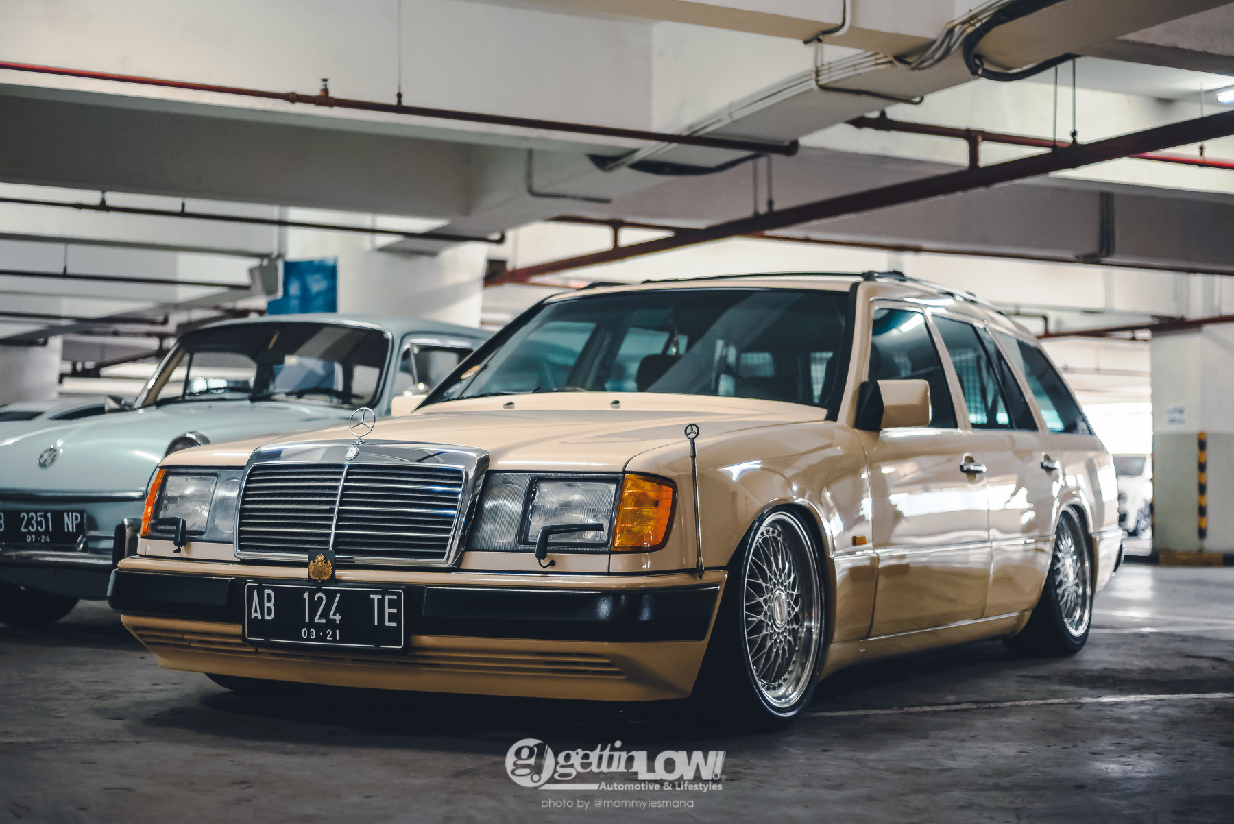 1993 Mercedes-Benz W124 TE
