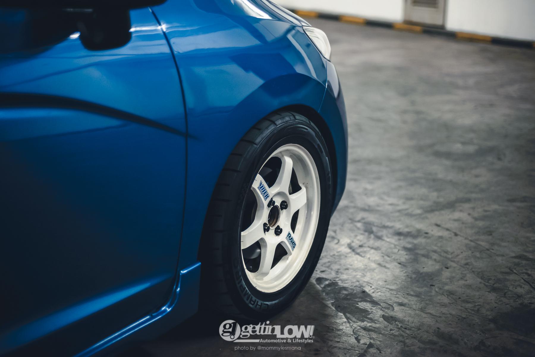 2016 Honda Jazz GK5 Turbo