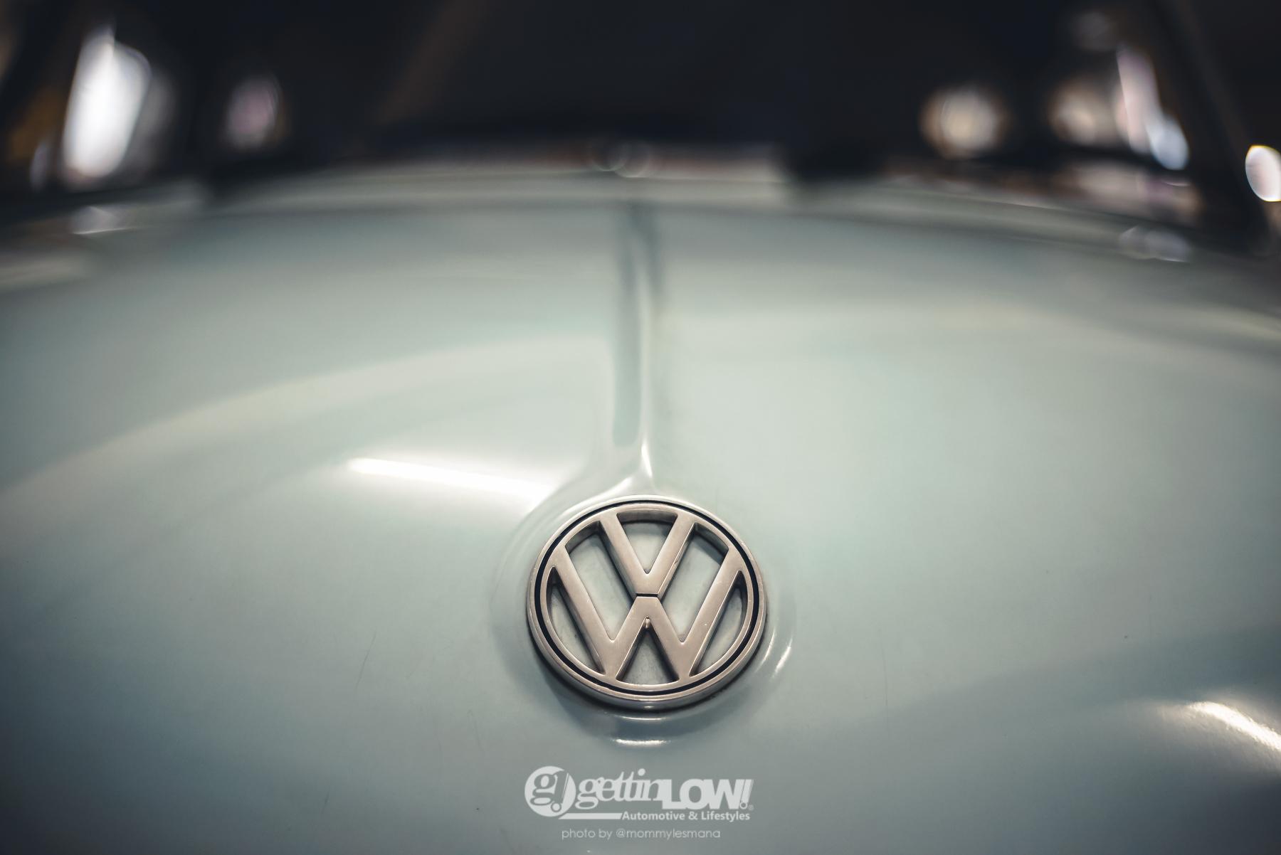 1968 VW Type 3 Variant (Squareback LHD)