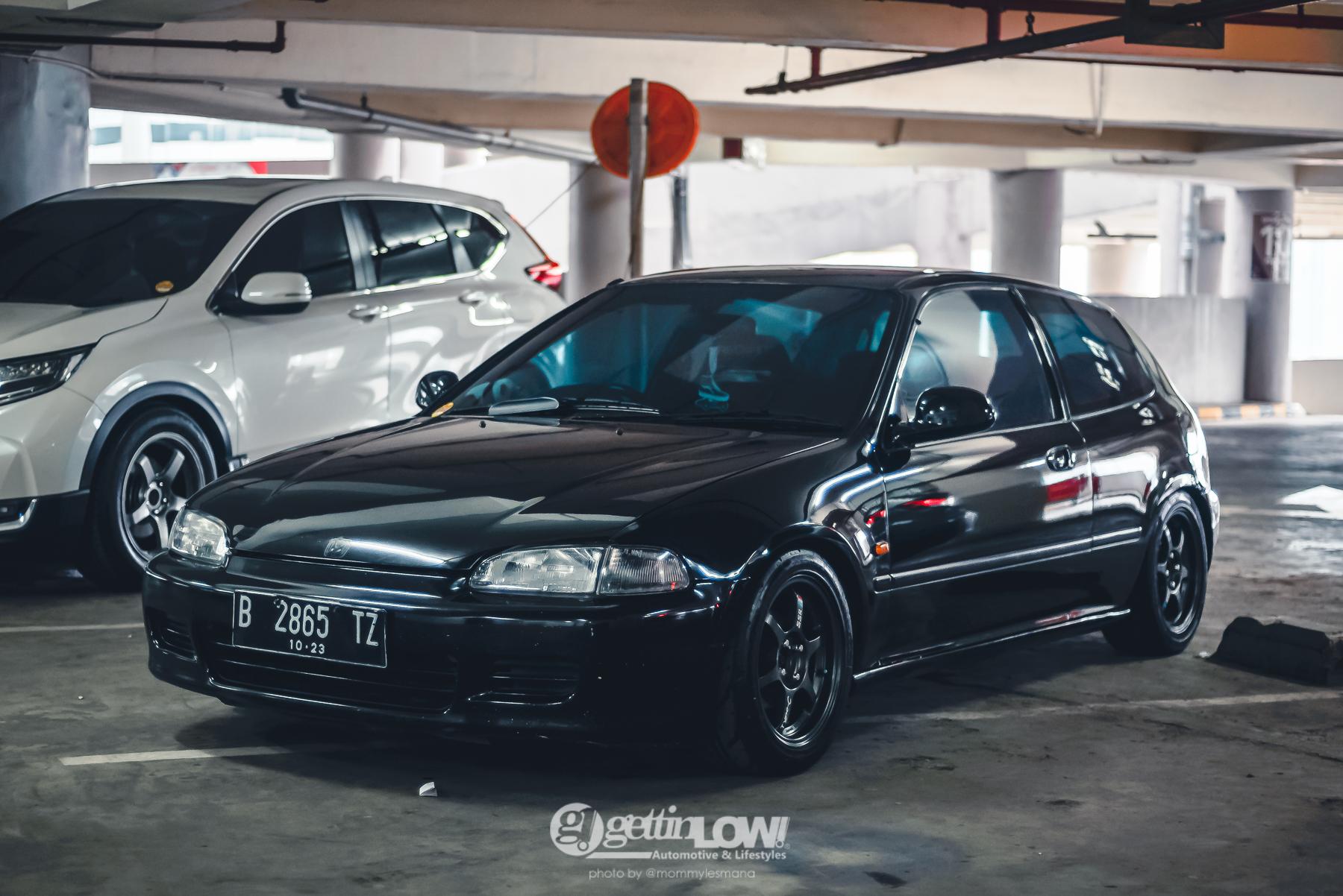 1992 Honda Civic Estilo
