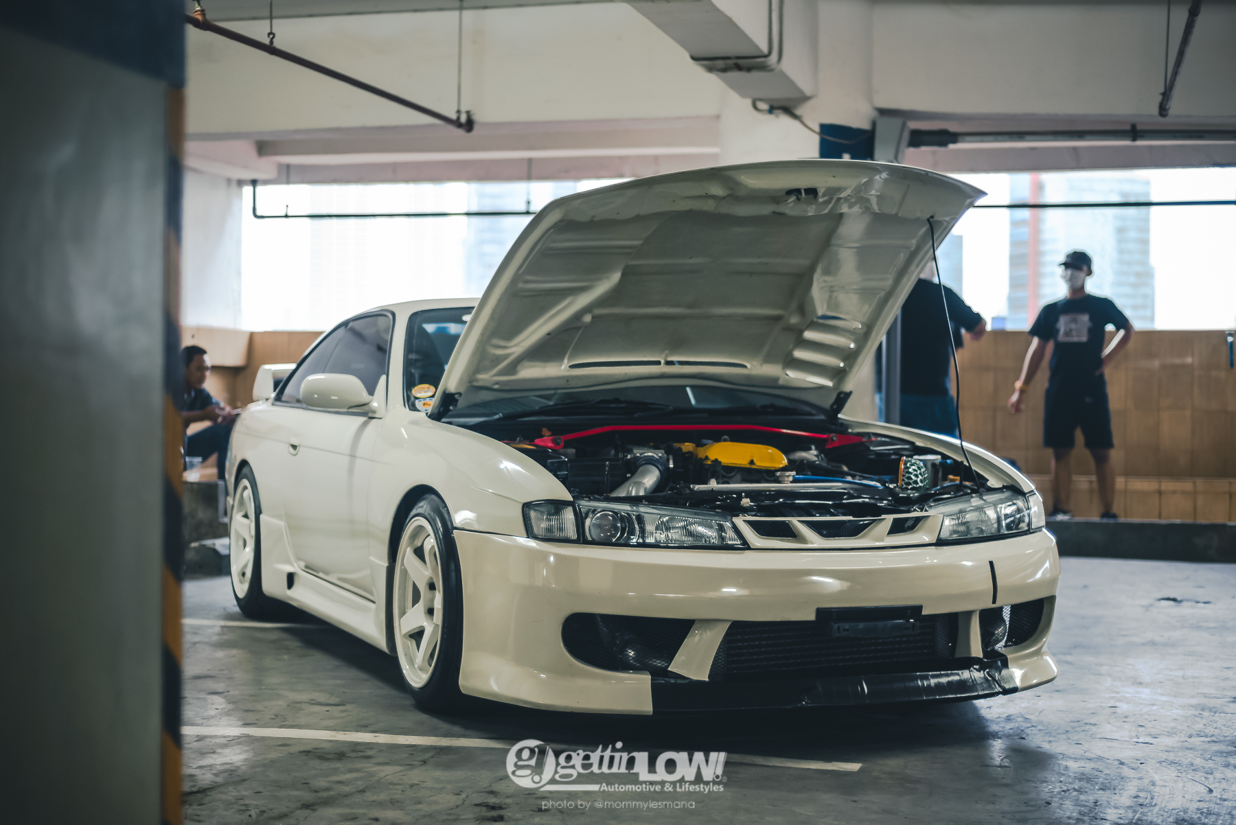 1998 Nissan Silvia S14 SR20DET