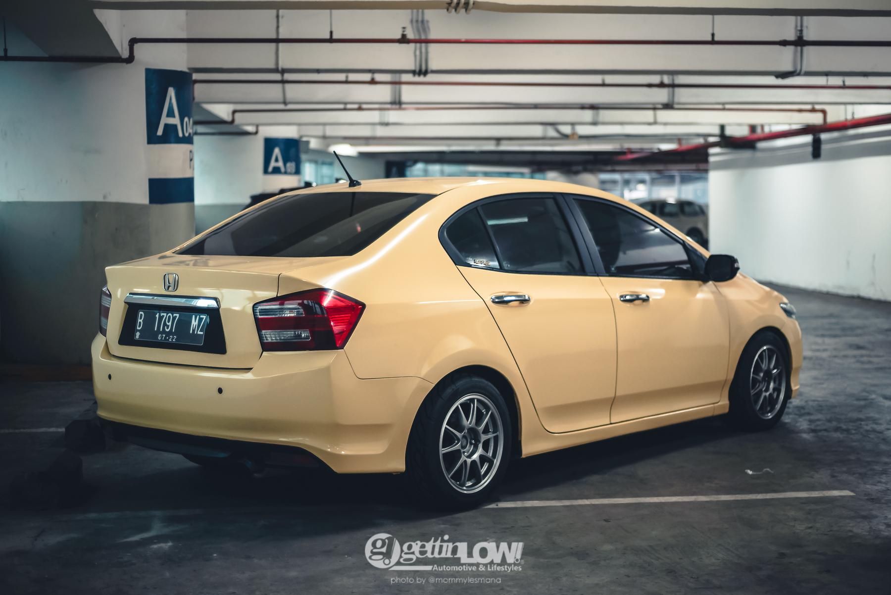 2012 Honda City GM2 i-Vtec