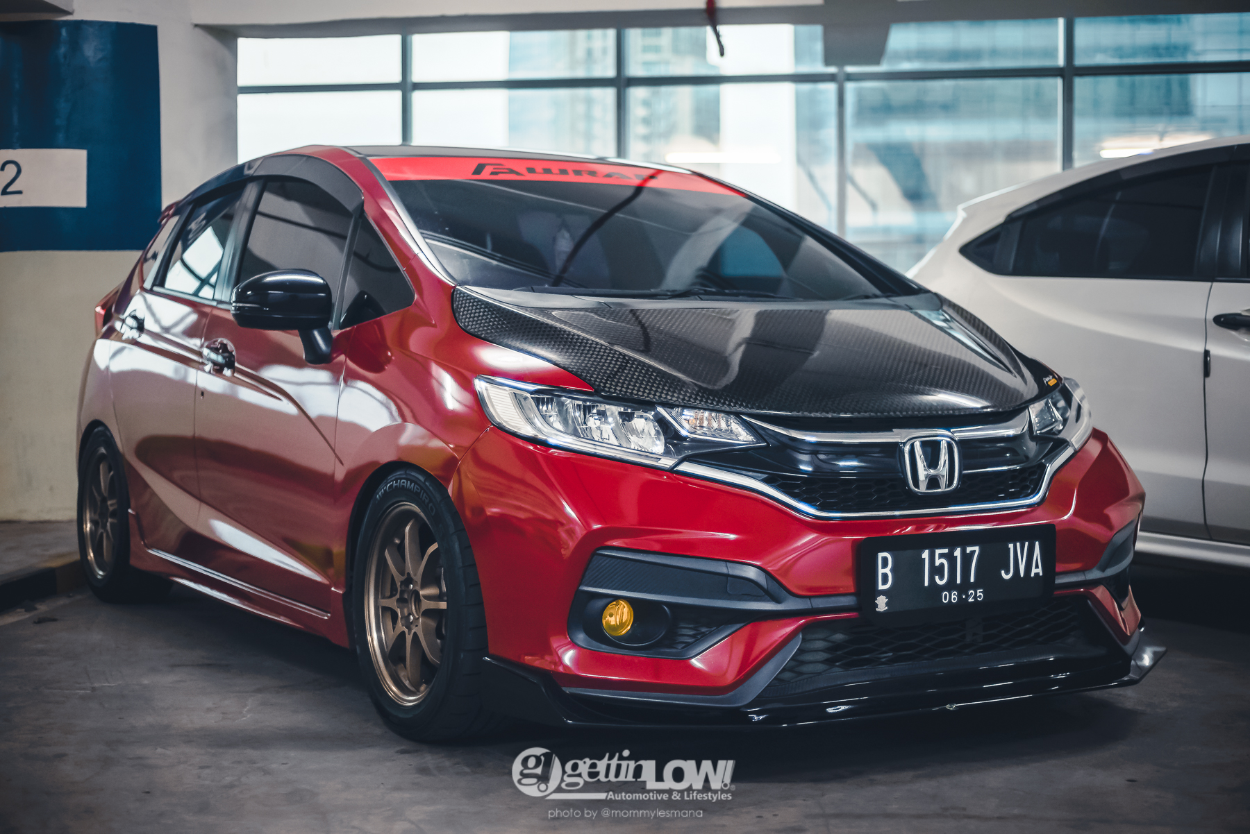2017 Honda Jazz GK5