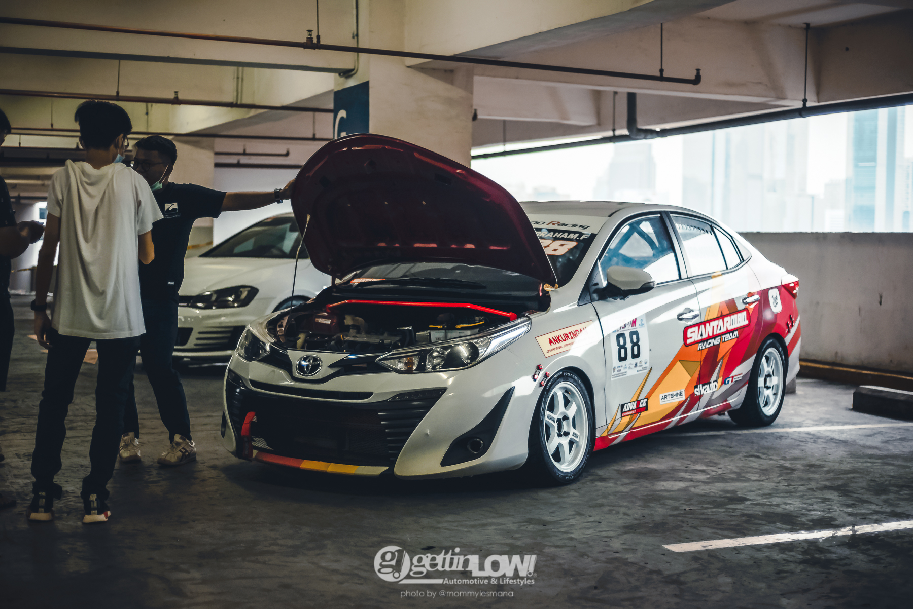 2019 Toyota Vios Gen.4 Race Car