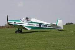 G-WIBB Jodel D.18 [PFA 169-11640] Sywell 010918