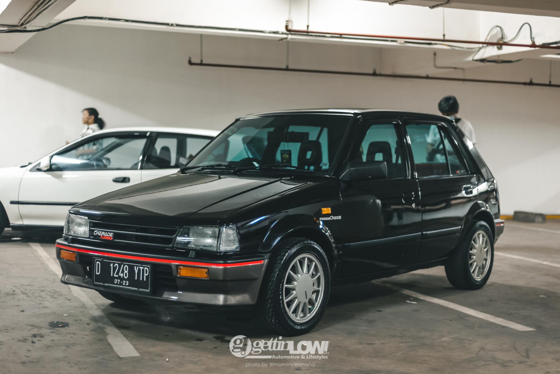 1986 Daihatsu Charade Turbo (G11R)