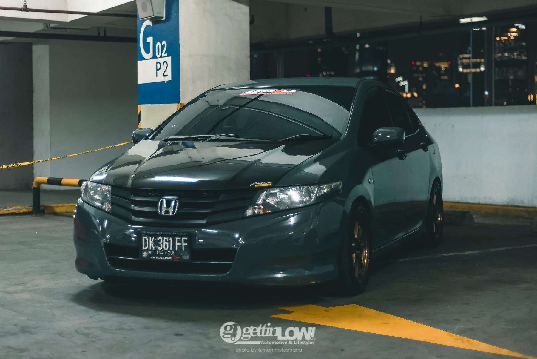 2010 Honda City