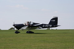 G-RVTW Vans RV-12 [LAA 363-14960] Sywell 010918
