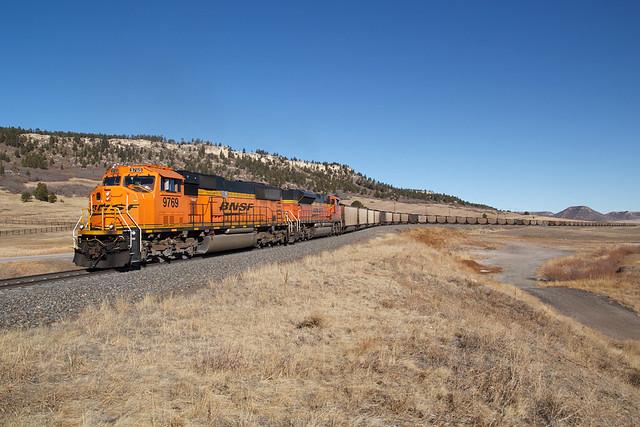 BNSF 9769 Spruce 5 Dec 20