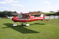 G-OVLA Ikarus Comco C-42 [PFA 322-14028] Sywell 310818