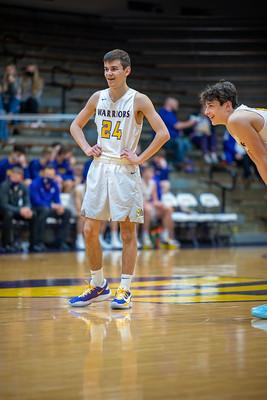 Scottsburg Warrior Basketball - JV - 2020-12-12
