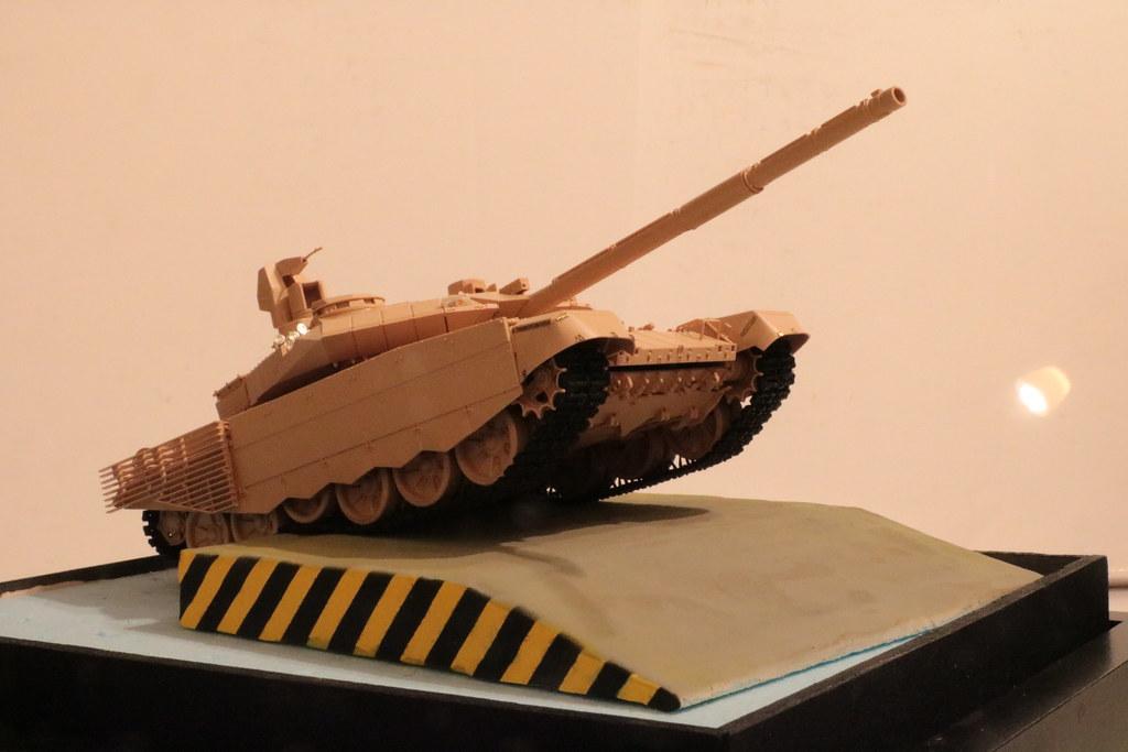 T90 MS Tiger Model