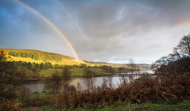 Ladybower Rainbow