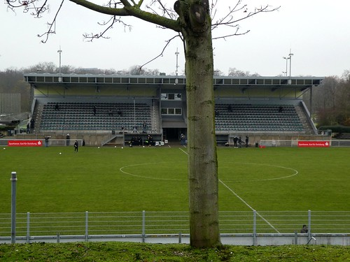 VfB Homberg 0:0 Borussia Dortmund II