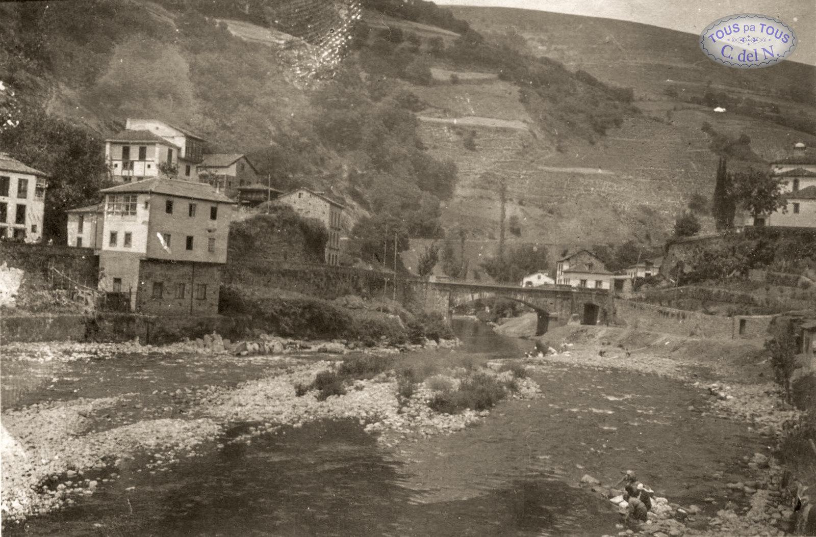 1930 - Río Narcea